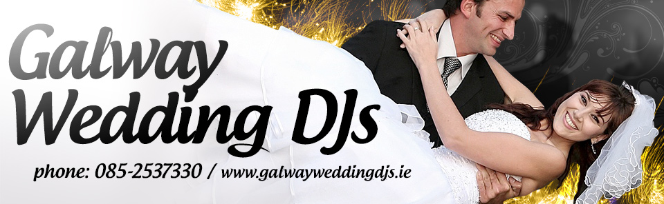 Wedding DJ Hire Ballybrit